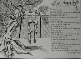The Hanging Tree by ClaudiaMendozAn