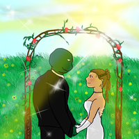 Wedding Day by JesusFreak-4Ever