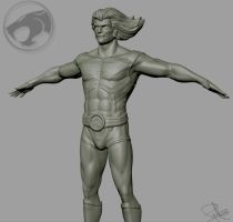 Lion-O ZBrush Update 2 by FoxHound1984