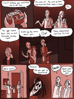 My Pet Vampire: Feed Me - Page 2 by CrazyRatty