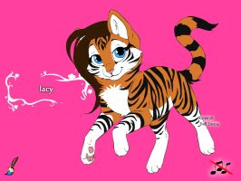 Lacy by puppykittons