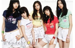 Wonder Girls by Koreanclub