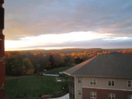 Fall view 2k14 by PuddingCuppieLyssa