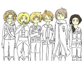 Not done by Love4Hetalia
