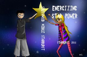 Energizing Star Power by DoomSong8765