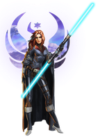 Angel of the Old Republic by Nightseye