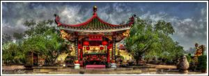Tao Temple by Drchristophers
