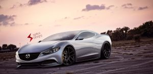 Mazda Coupe Concept by Ignitus Designs by Slbamm