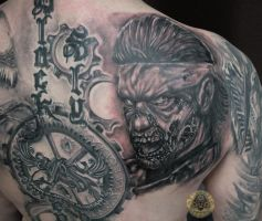 sly-snake back in prg. by 2Face-Tattoo