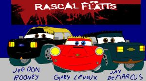 "rascal flatts ""cars"" form by carsdude"