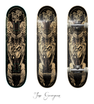 My skate deck by Jesse-Gourgeon