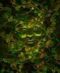 Green Man by Spikey-T