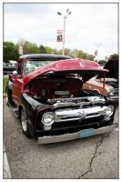 56 Ford Pickup by ashleytheHUNTER