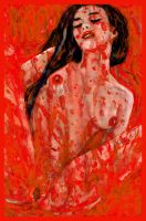 Bloodlust by offermoord