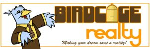 Birdcage Realty signage by andrewchandler80