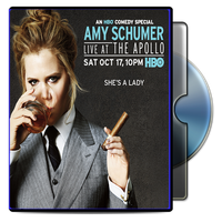 Amy Schumer Live At The Apollo by Jass8