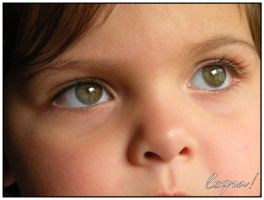 Lucia's Eyes by loqra