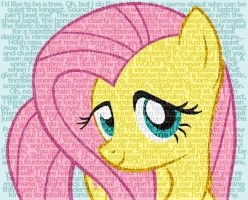 Fluttershy quotes by Rinsowaty