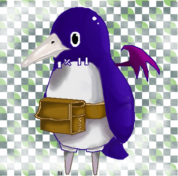 Dood it's a Prinny by ZoOoMbIeZ