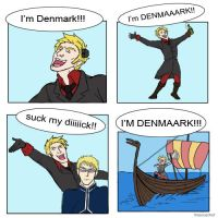 The Singing Denmark by TheSousChef