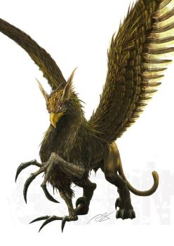 Griffin by ogi-g