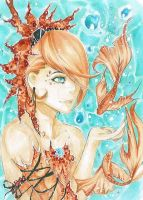 watergodess KAKAO6 by squeaky-feather