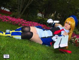 Noel Vermillion 2 - AUSA by Lily-in-Leather