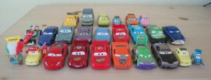 My Cars Collection by Nyaki-chan