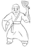Dai Tao Fut Sketch by Neighthirst