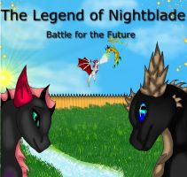 TLoN: Battle for the Future Cover by xX-Starduster-Xx