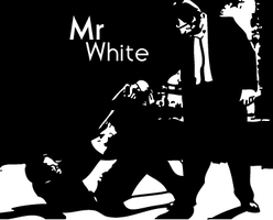 Mr.White by Skull--Kid