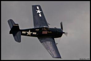 Planes of Fame 31 Hellcat by AirshowDave