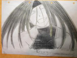 Envy :3 by Yugara
