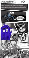 Doctor Whoof: L'Ombra della Luna 2 by Jhyrachy