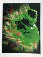 -Spartan fire- Master Chief from Halo stencil by prometteu