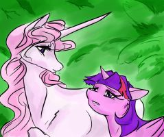 so you are the last unicorn by sidewinder36
