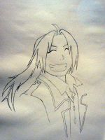 Edward Elric WIP by Lord-Plankton