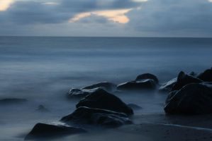 north sea time exposure II by FreSch85