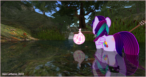 My Little Pony - Adventure Test Shots 03 - SL Work by Jace-Lethecus