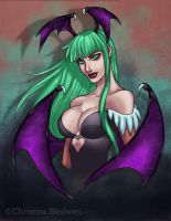 : Morrigan : by ChristinaBledsoe