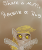 Happy Derpy Hooves Day 2012 by CawinEMD