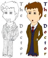 Doctor Chibis by loonylovegood93