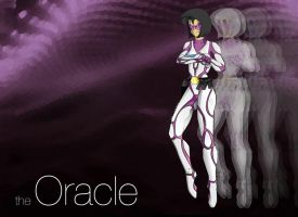 The Oracle by kyleshark