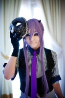 Poker Face - Gakupo 01 by direngrey304