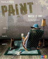 Drying Paint Premier by funkwood