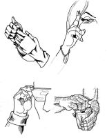 X Hands by DrMike2000