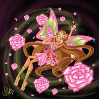 Flora Enchantix by LaminaNati