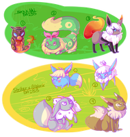 PKMNation: Clutches - Lots of Eevees [CLOSED]