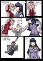 Hinata's embarrassing week PT1 by archangemon