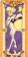 Clow Card -The Glow- Colored by RenjiAbaraiGR